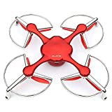 EHang Ghost GPS Smart MobilePhone Control RC Quadcopter Frame UP TO 1KM Supporting Gopro Cam Easy for Beginner for Android Device (Red)