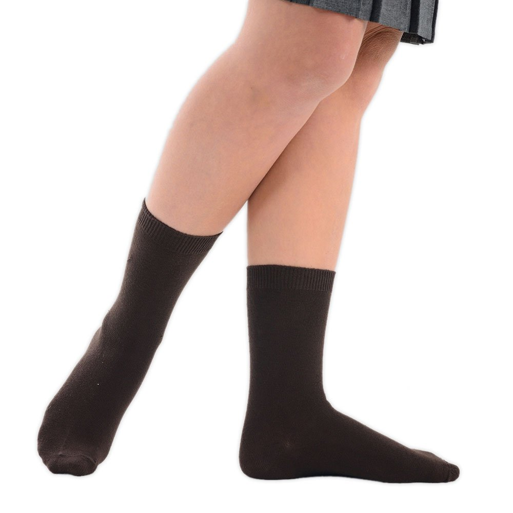 Plain School Ankle Socks in 3 Pairs for Kids(Boys And Girls) Available in Variety Of Colours