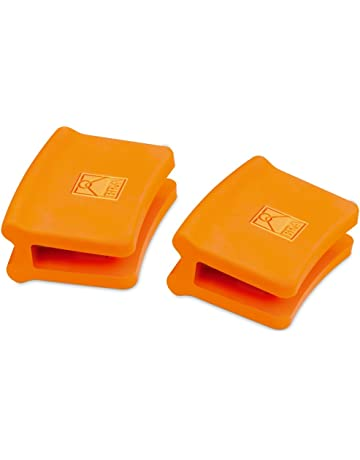 BRA Efficient - Asas de silicona, 2 unidades, para Efficient, color naranja