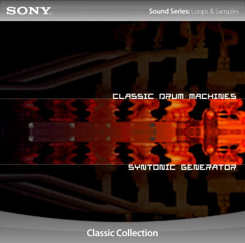 Classic Drum Machines: Syntonic Generator [Download] by Sony