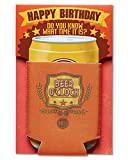American Greetings Beer O' Clock Birthday Card with Music