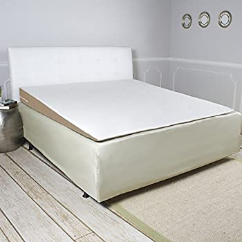 Amazon Com Avana Inclined Memory Foam Mattress Topper