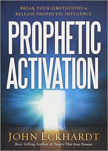 prophetic activation break your limitation to release prophetic