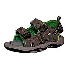 Kids Conda Explorer Triple Strap Sandals for Boys and Girls Toddler / Little Kid / Big Kid