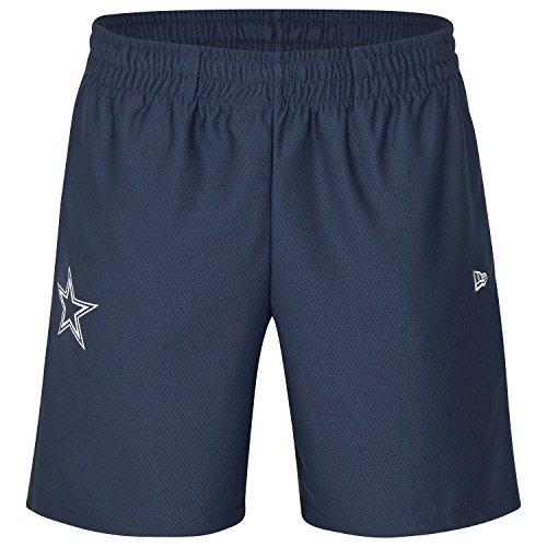nbsp;pantalon Court Bleu Dryera Adulte nbsp;– osb Short Cowboys New Dalcow Era Ligne Dallas Mixte 6FxXqHY