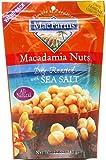 Macadamia Nuts Dry Roasted Sea Salt MacFarms 12oz