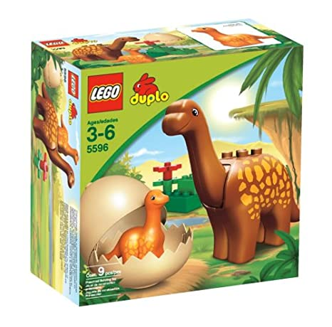 Amazon.com: LEGO Dino Cumpleaños: Toys & Games