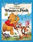 WINNIE THE POOH-MANY ADVENTURES OF-SPECIAL ED (BLU-RAY/DVD/DC/KITE) WINNIE THE POOH-MANY ADVENTURES