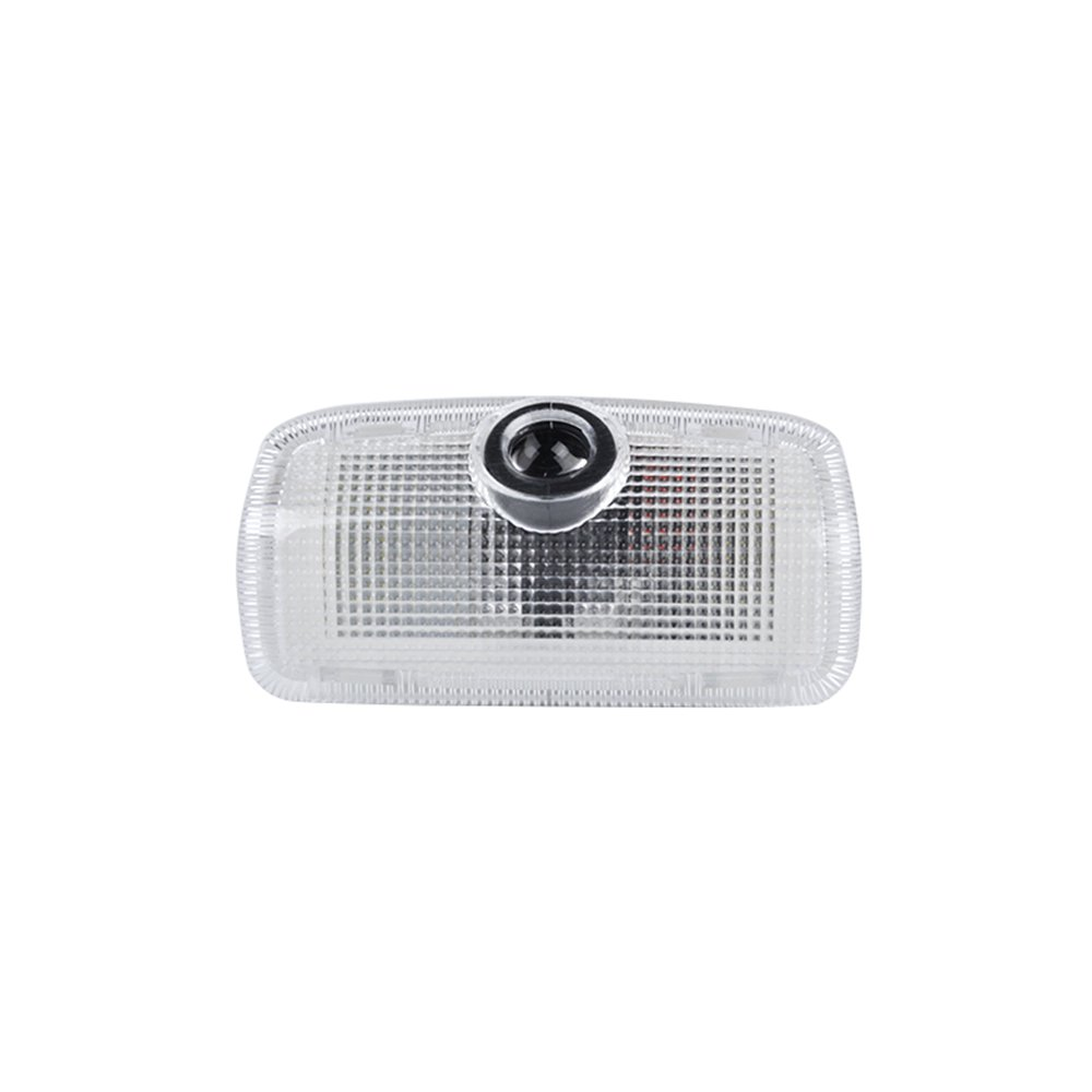 Audi JDWG 1 Pair Car LED Projector Door Lamp Ghost Shadow Welcome Light Laser Courtesy Logo Kit