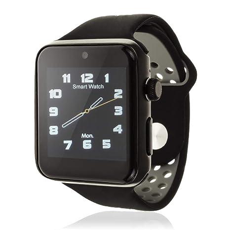 TEKKIWEAR. DMX024BKWH. Smartwatch Dm09 para iOS Y Android ...
