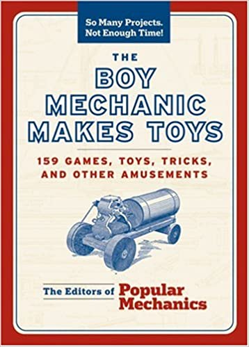 Image result for boy mechanic makes toys