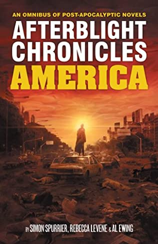 book cover of The Afterblight Chronicles Omnibus: America