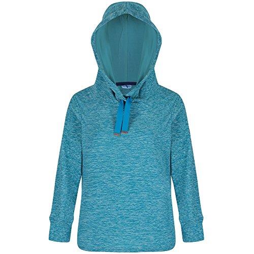 Regatta - Sudadera con capucha - para mujer azul pagoda blue 40