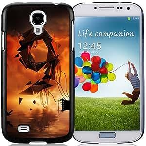 New Personalized Custom Designed For Samsung Galaxy S4 I9500 i337 M919 i545 r970 l720 Phone Case For Creative Nine Phone Case Cover wangjiang maoyi