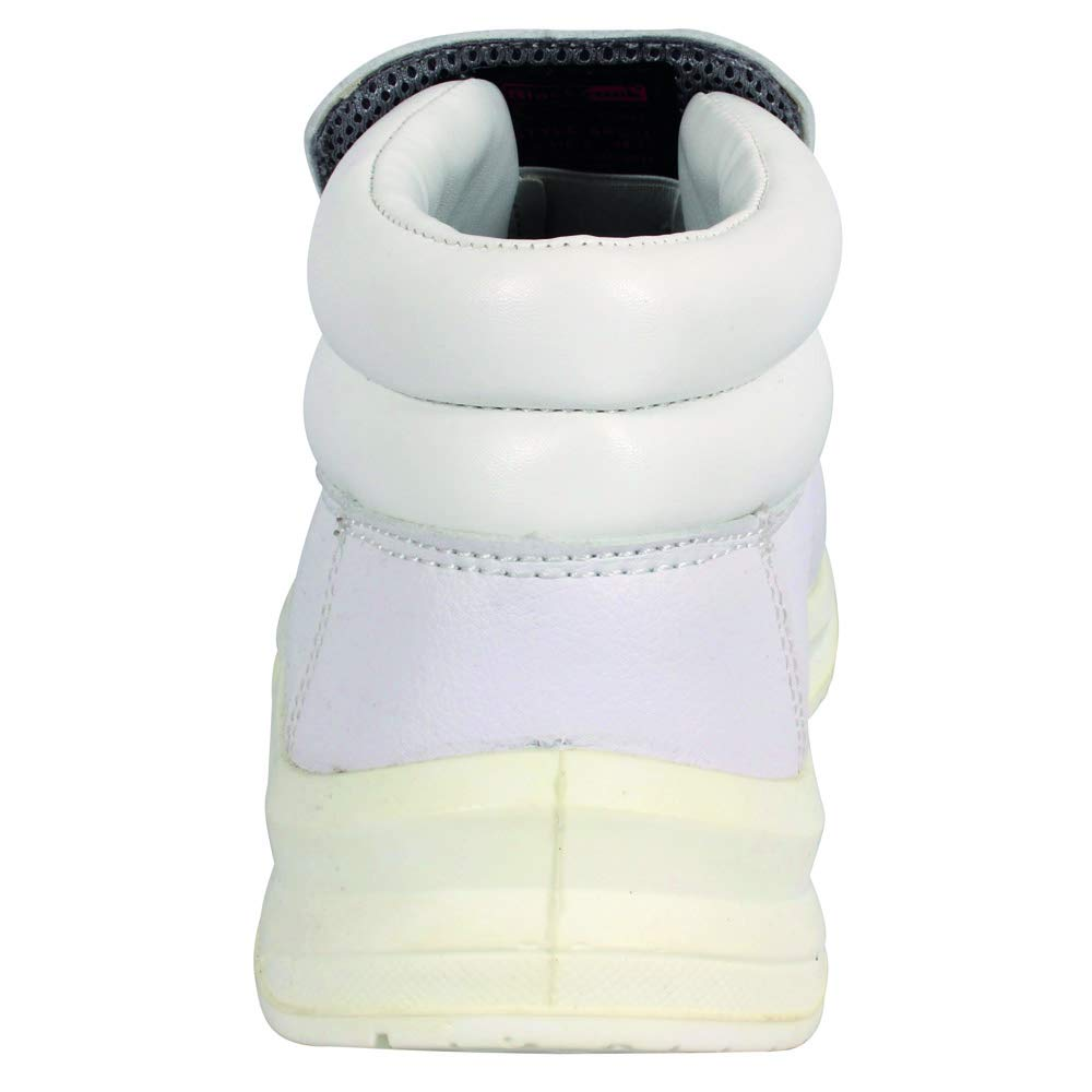 Scarpe Antinfortunistiche Unisex adulto 36 BlackrockSRC01 Bianco