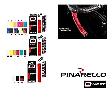 Cinta coprimanubrio Bar Tape PINARELLO Most para bicicleta-Elige ...