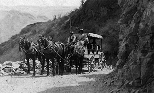 Lake Chelan, Washington - View of Stagecoach Cape Horn Near Chelan Canyon (24x36 SIGNED Print Master Giclee Print w/Certificate of Authenticity - Wall Decor Travel -