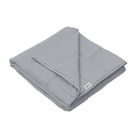 fdef46af0a Image Unavailable. Image not available for. Color  ZonLi Weighted Blanket  Sleeper ...