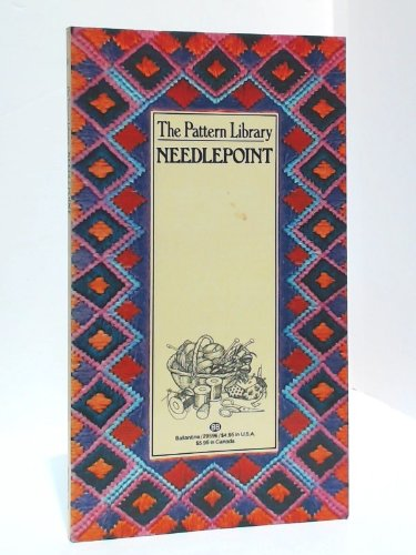 Needlepoint (The Pattern library) (Border Needlepoint)