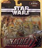 STAR WARS UNLEASHED BATTLE PACKS UTAPAU COMMANDERS