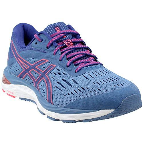 Cumulus Shoe Running Azure Blue Print 20 GEL ASICS Women's Z6Cq6F