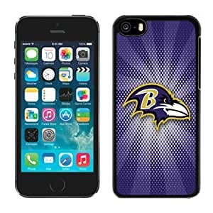 Cheap Iphone 5c Case NFL Sports Baltimore Ravens 06 New Style Design Cellphone Protector