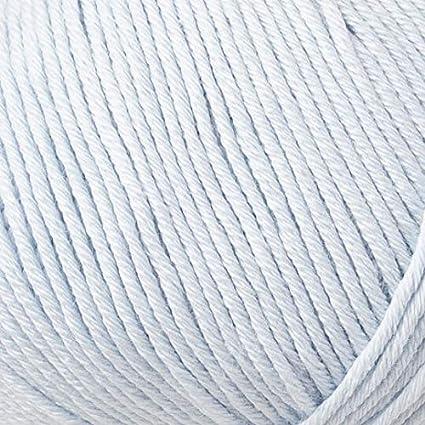 Total 8.8 Oz Pack 419 Vermilion 115 m // 125 Yrds 3 Light DK 5 Ball Gazzal Organic Baby Cotton Yarn 100/% Organic Cotton 50g Each 1.76 Oz