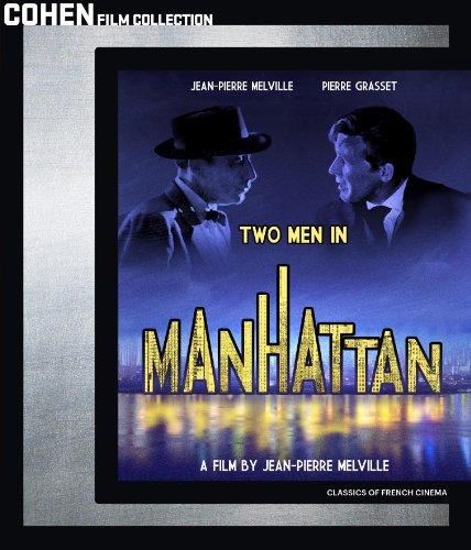 Two Men in Manhattan [Blu-ray]