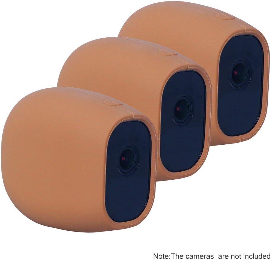 Paquete de 1 Piel de Silicona para c/ámaras Arlo Pro Caja Resistente a la Intemperie Resistente a la Intemperie