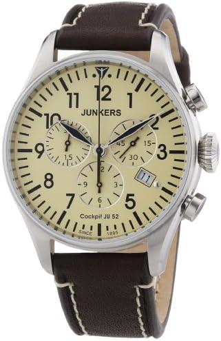 JUNKERS – Men s Watches – Junkers Cockpit JU52 – Ref. 6180-5