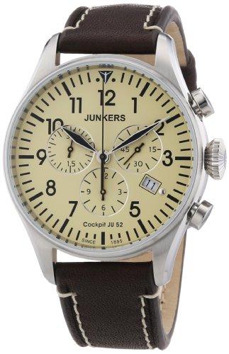 JUNKERS - Men's Watches - Junkers Cockpit JU52 - Ref. 6180-5 ()