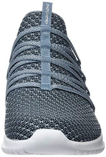 Zapatillas Para Flex Ultra Slt Skechers Future slate Mujer bright Gris AIqOqfnw