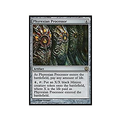 Amazon Magic The Gathering Phyrexian Processor Duel Decks