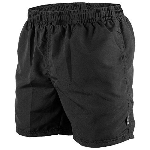 Di Ficchiano Mens short 5013 X-Large Black