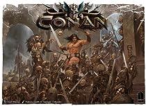 Monolith Board Games Conan - Juego de Mesa (Idioma español no garantizado): Amazon.es: Juguetes y juegos