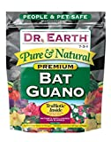 Dr. Earth 726 Premium Organic and Natural Bat Guano with Trubiotic, 7-3-1