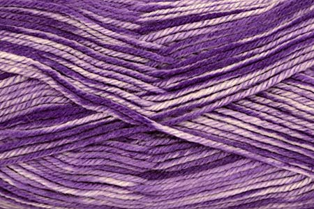 Uptown Worsted Mist Universal Yarn 913 Purple Iris