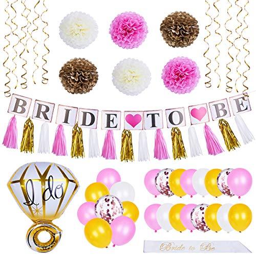 Bachelorette Party Decorations   Bridal Shower Decoration Kit