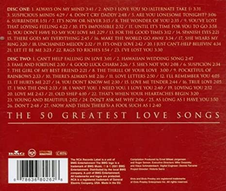 Does All Greatest Of Time Top Songs Love 50 vacancy
