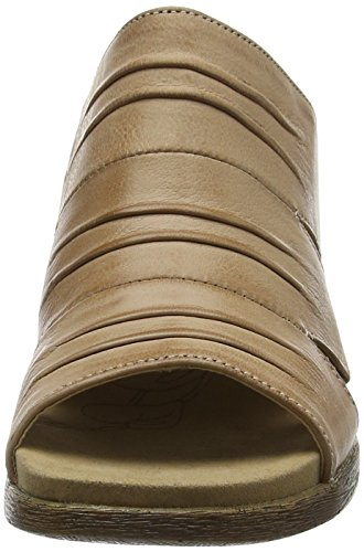 Romika Nevis 02, Mules Mujer Beige (Creme)