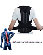 ZSZBACE Posture Corrector Back Brace for Men and Women- Relieve Back Pain, Align Spain, Correct Kyphosis