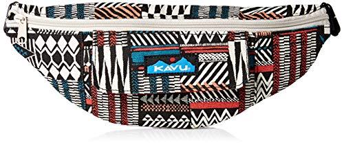 Kavu Belt - KAVU Women's Stroll Around, Pattern Stack, No Size