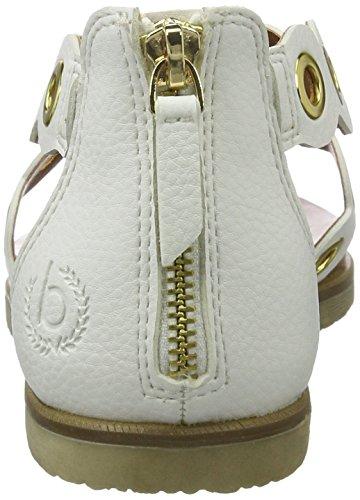 Bugatti V65826n, Protectores de Dedos para Mujer Blanco (Weiß 200)