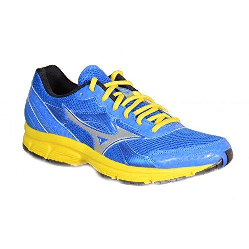 Mizuno - Mizuno Cruisander 9 Zapatos Running Azul K1GA150303 - Blu, 42
