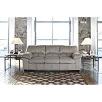Ashley Dailey Sofa in Alloy