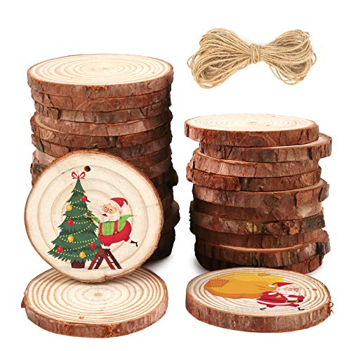 A slice of the countryside Wooden Craft Circles