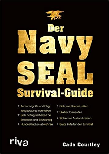 Der Navy-SEAL-Survival-Guide / Bild: Amazon.de