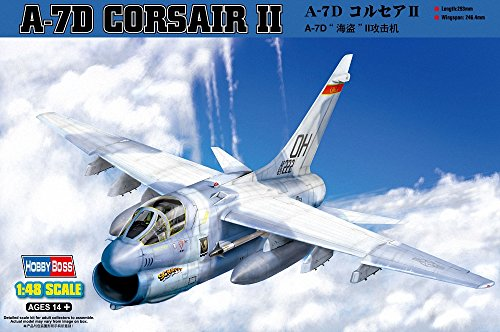 Hobby Boss HY80344 A-7D Corsair II Airplane Model Building Kit