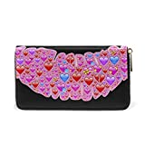 MaMacool Sexy Lips genuine leather wallets Card Wallet Zipper purse for women