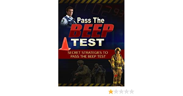 how to pass the beep test